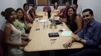 IB recebe doutorandos e professores da FIOCRUZ do Programa de Biologia Parasitária para iniciar atividades de parceria