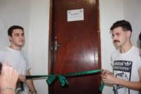 Inauguração do Centro Acadêmico Raphael Trindade