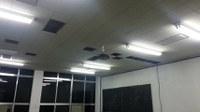 Instalado projetor multimídia na sala A-403