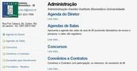 Nova funcionalidade é implementada na página do IB - Contratos e Convênios agora podem ser consultados