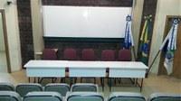 Novas cadeiras no Anfiteatro Geral