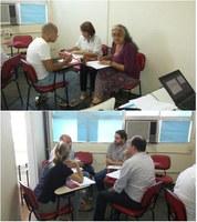 Oficina de Avaliação do Estudante realizada no IB conta com a participação de todas as unidades do CCBS