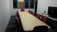 Recebidas novas mesas para a sala de Reuniões - A-206