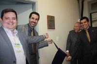 Sala de informática do IB é inaugurada