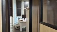 Trabalhos de conclusão das novas salas da administração do IB devem ser concluídos no dia 21