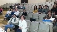 Realizada primeira reunião da Direção e demais gestores do IB com o corpo docente do Instituto