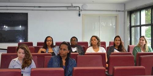 Estudantes da UNIRIO participam da  2ª Jornada de Educação a Distância (foto: Comso)