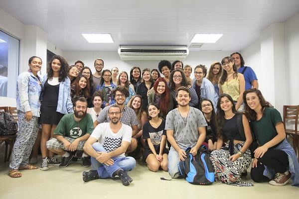 Alunos do Curso de Museologia realizam visita técnica ao AquaRio
