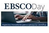 'EBSCO Day: aspectos inovadores para a pesquisa científica' acontece  no dia 28 de setembro