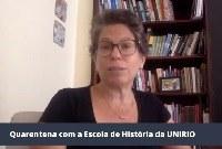 Escola de História debate 'o escravismo envergonhado e a pandemia à brasileira'