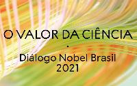 Aluno de doutorado do PPGI participa de evento com ganhadores do prêmio Nobel