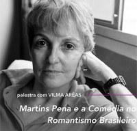 Aula inaugural de Estética e Teoria do Teatro traz palestra sobre Martins Pena