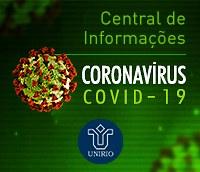 Central de Informações reúne conteúdos da UNIRIO divulgados durante pandemia