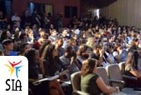 Cerimônia no Auditório Vera Janacópulos deu início à Semana de Integração Acadêmica 2019