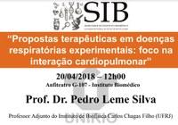 Ciclo de Seminários do Instituto Biomédico promove palestra nesta sexta-feira, dia 20