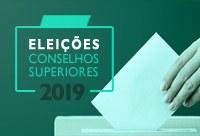 Comissão divulga resultados preliminares da eleição para os Conselhos Superiores