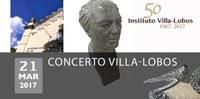Concerto Villa-Lobos é a próxima atração da Série UNIRIO Musical