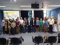 UNIRIO participa de reunião que definiu a Uerj como sede da II Conferência do FIC