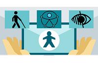 Curso ensina elaborar documentos acessíveis para pessoas com deficiência visual