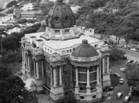 Demolição do Palácio Monroe é tema de debate nesta quarta-feira, 26