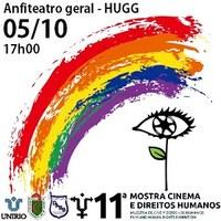 Diretório Acadêmico da Escola de Medicina e Cirurgia promove 11ª Mostra de Cinema e Direitos Humanos