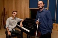 Duo de violino e piano se apresenta nesta terça-feira, no IVL