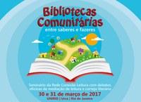 Encontro na UNIRIO debate bibliotecas comunitárias