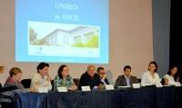 Servidores recebem homenagem por 35 anos de trabalho na UNIRIO