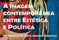 Inscrições para o evento 'A imagem contemporânea entre estética e política' terminam no dia 22