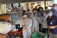 Fábrica de Cuidados participa de campanha de vacinação