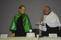 Giuseppe Antonio Presta recebe título de professor emérito