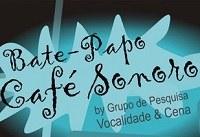Grupo de pesquisa 'Vocalidade & Cena' promove bate-papo sobre sonoridades da cena