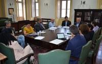 Grupo gestor se reúne para debater o Relatório de Autoavaliação Institucional 2016