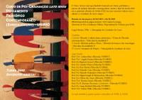 Inscrições abertas para Programa de Pós-Graduação em 'Pensamento filosófico contemporâneo'