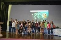 Intercambistas relatam experiências durante o III Encontro de Mobilidade Acadêmica Internacional