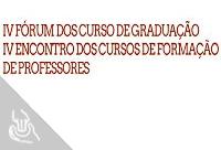 IV Fórum dos Cursos de Graduação e IV Encontro dos Cursos de Formação de Professores da UNIRIO acontecem na próxima semana