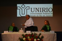 Ivo Pitanguy recebe título de Doutor 'Honoris Causa' da UNIRIO
