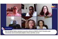 Professores da UNIRIO participam do lançamento da Associação Brasileira de Humanidades Digitais