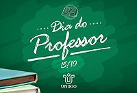 Mensagem do reitor pelo Dia do Professor