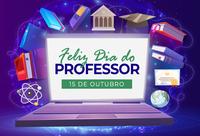 Mensagem pelo Dia do Professor