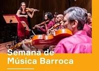 Semana de Música Barroca da UNIRIO tem início nesta sexta-feira (25)