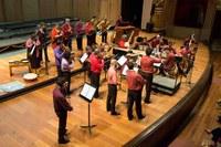 Orquestra Barroca da UNIRIO  se apresenta nesta quinta-feira, dia 16