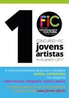 Participe do I Concurso 'FIC – Jovens artistas do Rio de Janeiro': inscrições terminam no dia 15 de setembro