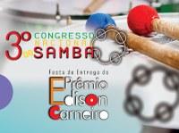Portal do Carnaval promove 3º Congresso Nacional do Samba e 1º Prêmio Edison Carneiro
