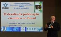 Presidente da Associação Brasileira de Editores Científicos destaca papel do editor no controle ético das publicações