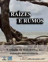 Pró-Reitoria de Extensão e Cultura  publica nova edição da revista Raízes e Rumos
