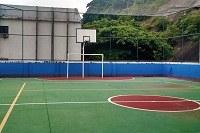 Proexc disponibiliza horários para reserva da quadra poliesportiva