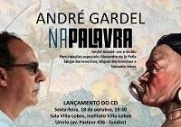 Professor André Gardel lança disco no Instituto Villa-Lobos