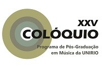Programa de Pós-Graduação em Música promove colóquio em maio
