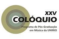 Programa de Pós-Graduação em Música realiza seu 25º colóquio